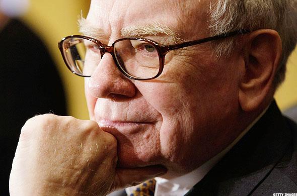 Buffett -- pondering